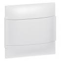 Распределительный щиток - Practibox S 12 модулей - белая дверь