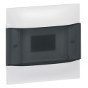 Распределительный щиток - Practibox S 12 модулей - прозрачная дверь