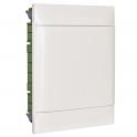 Распределительный щиток - Practibox S 36 модуля - белая дверь