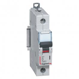 Circuit breaker - DX³ 6000 1P, D32A