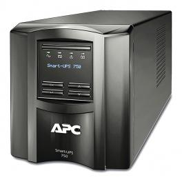 UPS - APC Smart-UPS 750 ВА с ЖК-индикатором, 500 Вт