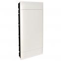 Распределительный щиток - Practibox S 48 модулей - белая дверь
