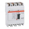 Автоматический выключатель - DRX-125 4P, 80A, 10kA