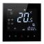 Терморегулятор для теплых полов с сенсорным экраном и WiFi - Hotowell