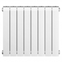 Радиатор алюминиевый - Sira Alice Royal 500 - 128 Вт