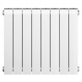 Aluminum radiator - Sira Alice Royal 500 - 128 W