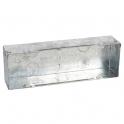 Коробка для скрытого монтажа - 8 модулей - для механизмов Arteor