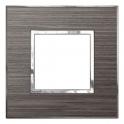 Рамка 2 модуля - Arteor - Wood Grey Oak