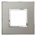 Рамка 2 модуля Legrand Arteor - Signature Cube