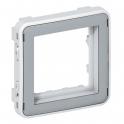 Адаптер без крышки - Plexo IP55 - серый