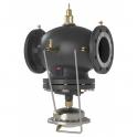 Балансировочный клапан c измерит. ниппелями - AB-QM 150