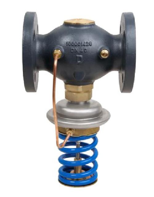 Automatic pressure regulators