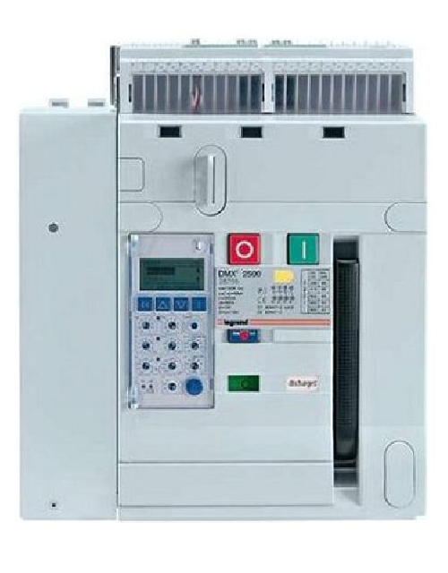 Air circuit breakers DMX³ up to 6300 A