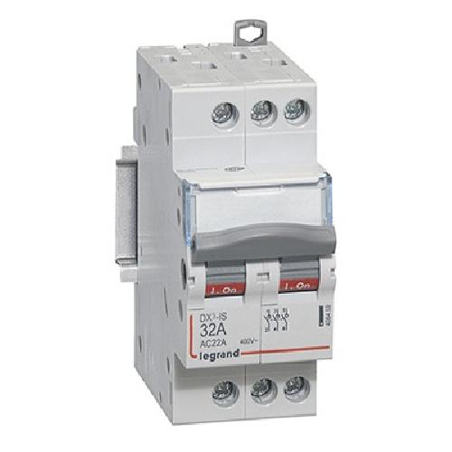Выключатели - разъединители до 125A