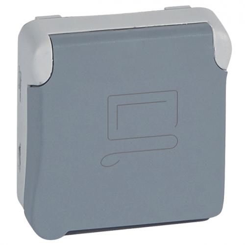 Plexo IP 55 Grey