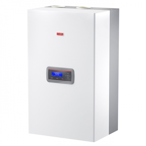 Condensing wall gas boilers