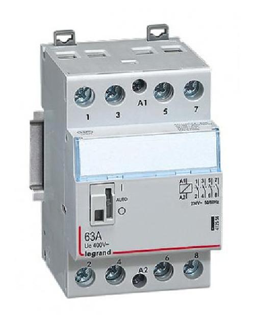 Modular contactors CX³ up to 63 A