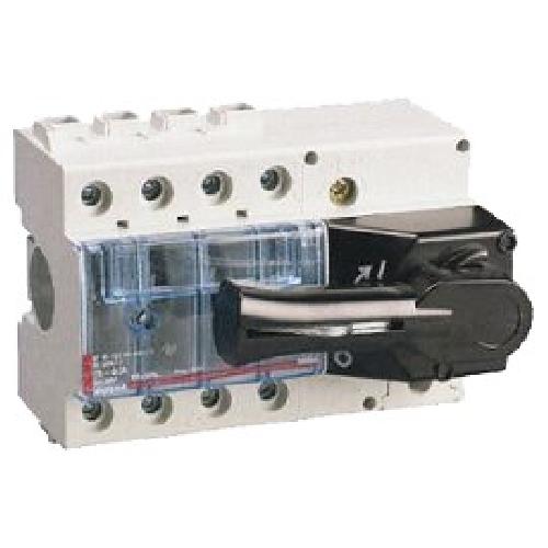 Выключатели-разъединители DCX-M, Vistop и DPX-IS