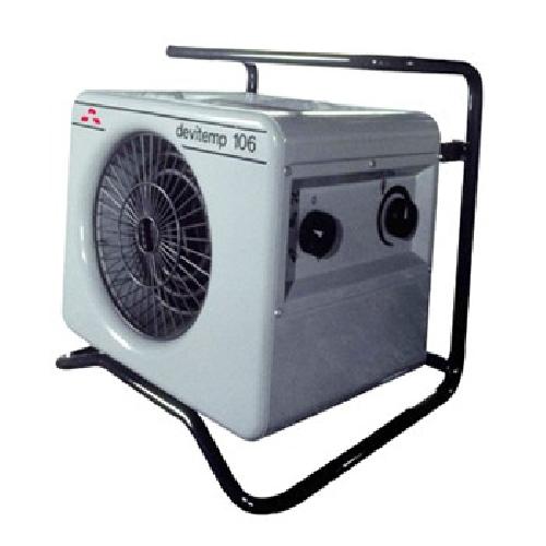 Fan heaters