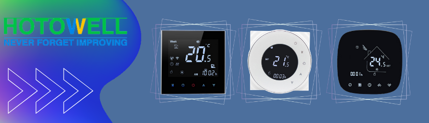 Hotowell thermostats